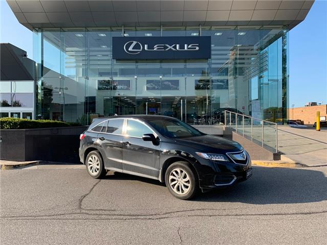 2017 Acura RDX Tech (Stk: 31433A) in Markham - Image 1 of 1
