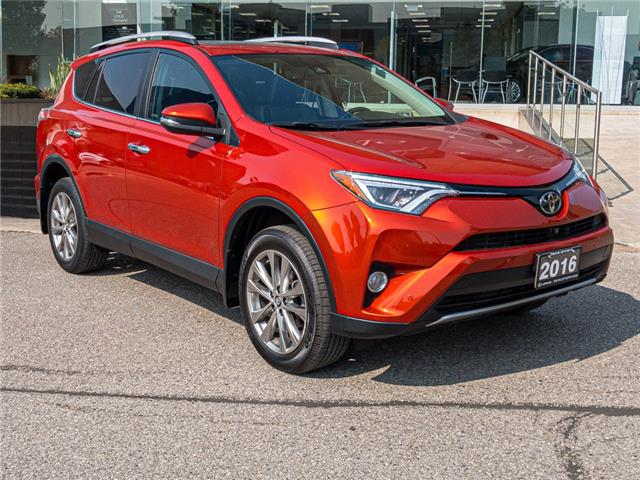 2016 Toyota RAV4 Limited (Stk: 31486A) in Markham - Image 1 of 26