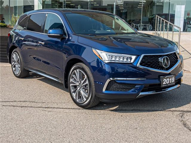 2019 Acura MDX Tech (Stk: 31415A) in Markham - Image 1 of 27