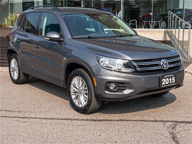 2015 Volkswagen Tiguan  (Stk: 31357A) in Markham - Image 1 of 24