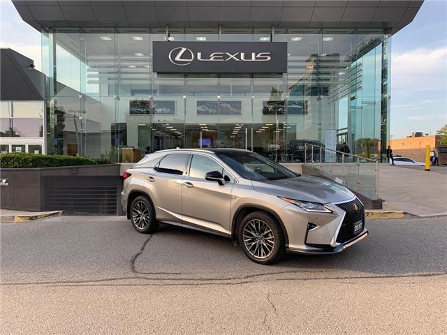 2017 Lexus RX 350 Base (Stk: 31457A) in Markham - Image 1 of 1