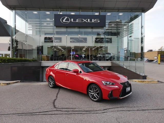 2020 Lexus IS 300 Base (Stk: 206475) in Markham - Image 1 of 27