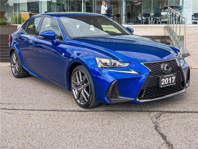 2017 Lexus IS 300  (Stk: 31561A) in Markham - Image 1 of 25