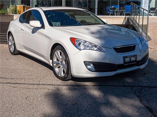 2012 Hyundai Genesis Coupe  (Stk: 31487A) in Markham - Image 1 of 19