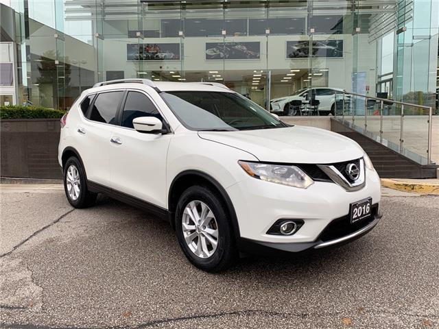 2016 Nissan Rogue SV (Stk: 31503A) in Markham - Image 1 of 20