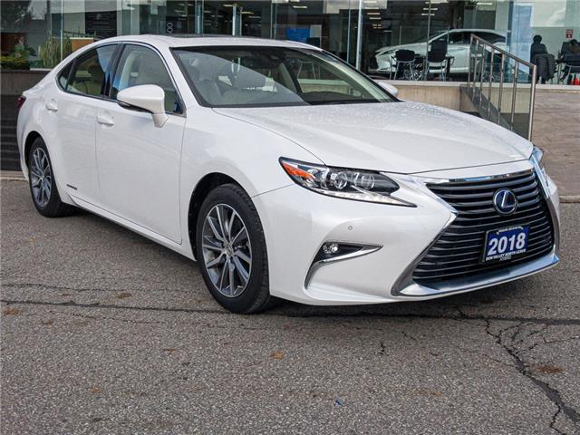 2018 Lexus ES 300h Base (Stk: 31580A) in Markham - Image 1 of 22