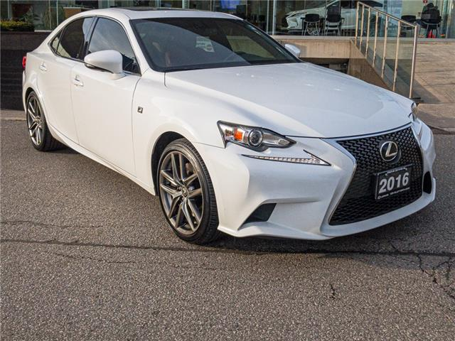 2016 Lexus IS 300  (Stk: 31633A) in Markham - Image 1 of 24