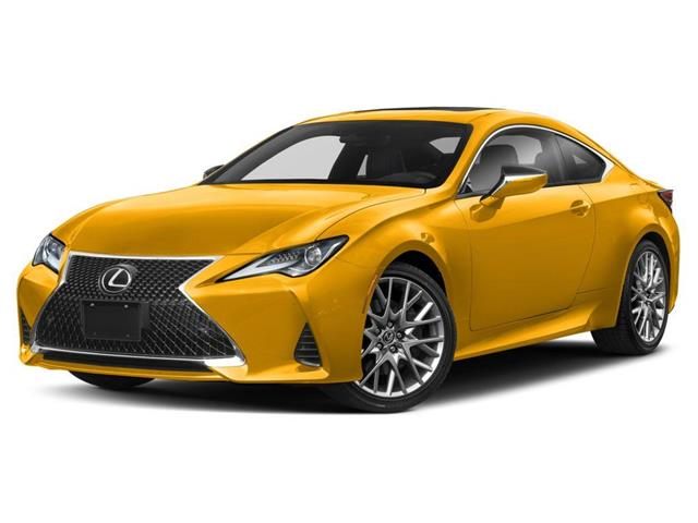 2021 Lexus RC 350 Base (Stk: 208170) in Markham - Image 1 of 9