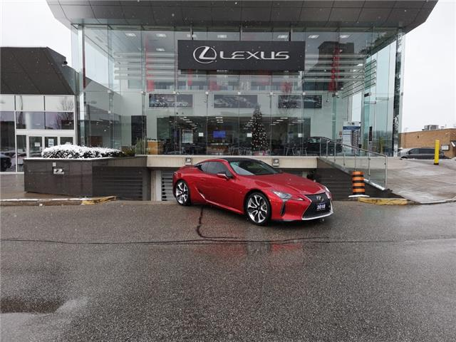 2018 Lexus LC 500 Base (Stk: 32121A) in Markham - Image 1 of 1