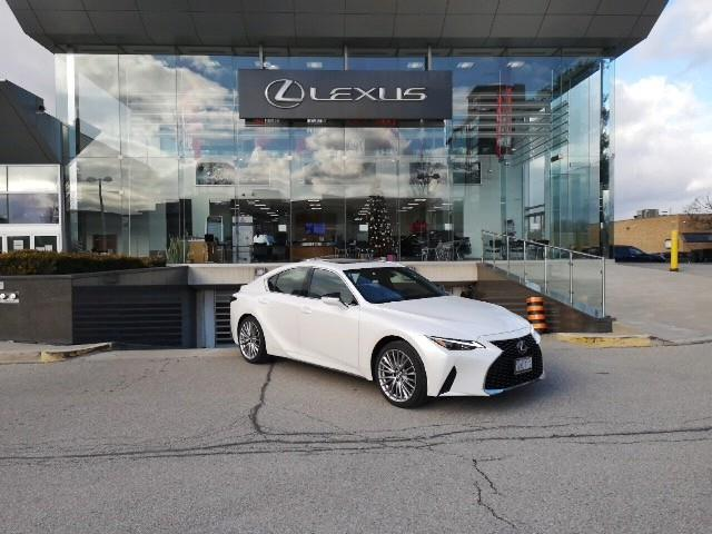 2021 Lexus IS 300 Base (Stk: 208312) in Markham - Image 1 of 28