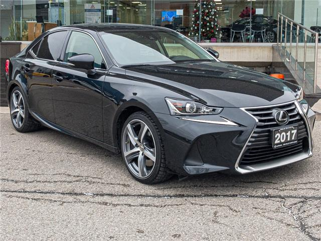 2017 Lexus IS 350  (Stk: 32096A) in Markham - Image 1 of 26