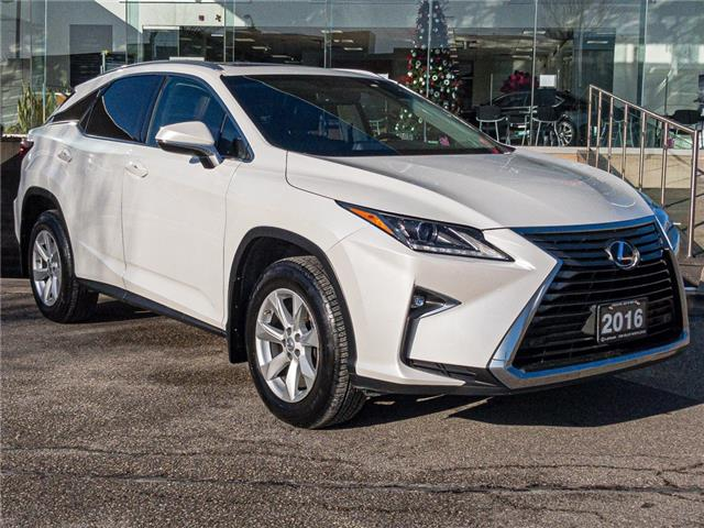 2016 Lexus RX 350  (Stk: 32212A) in Markham - Image 1 of 24