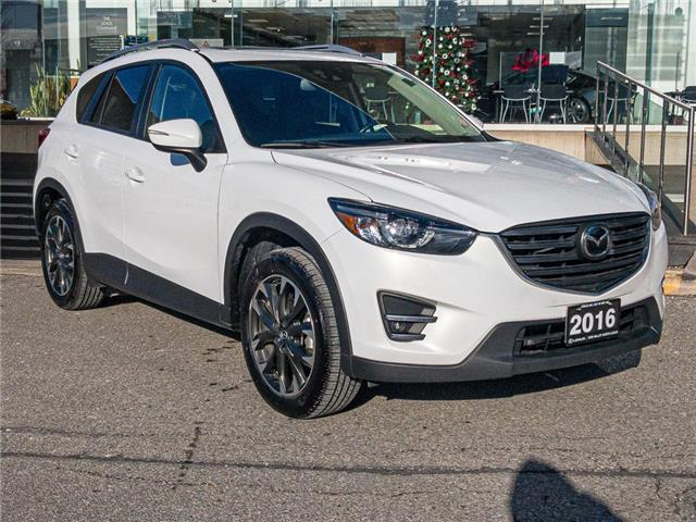 2016 Mazda CX-5 GT (Stk: 32256A) in Markham - Image 1 of 26
