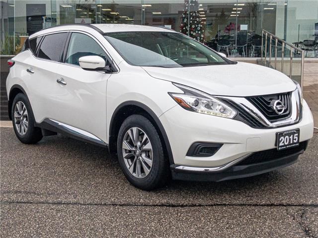 2015 Nissan Murano S (Stk: 32315A) in Markham - Image 1 of 24