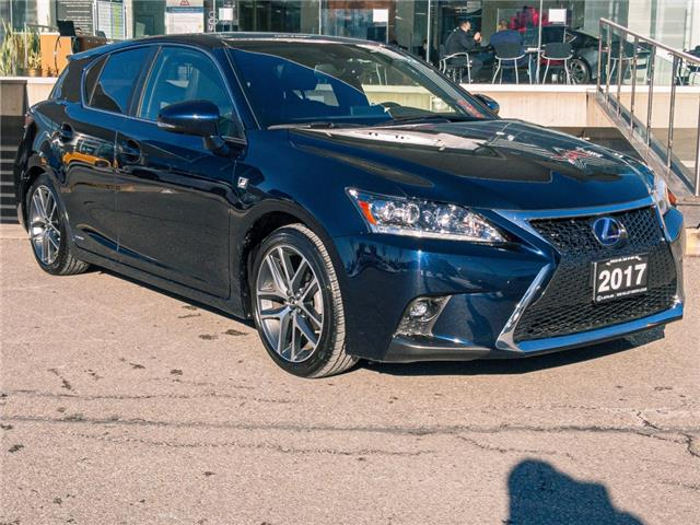 2017 Lexus CT 200h  (Stk: 32299A) in Markham - Image 1 of 22