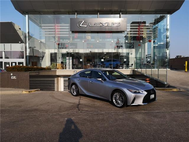 2021 Lexus IS 300 Base (Stk: 208267) in Markham - Image 1 of 27