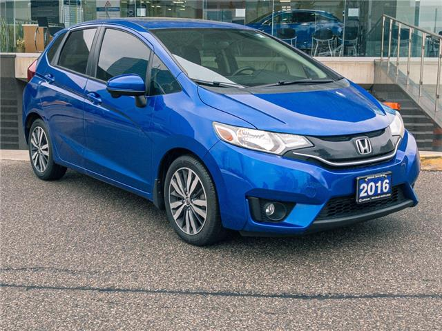 2016 Honda Fit  (Stk: 32420A) in Markham - Image 1 of 25