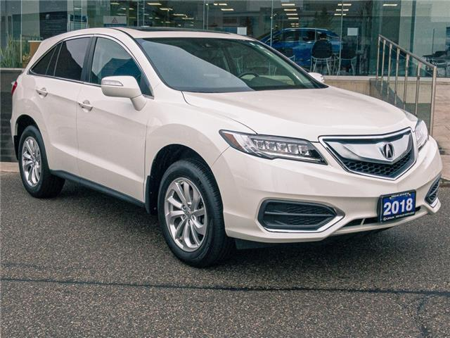 2018 Acura RDX Tech (Stk: 32356A) in Markham - Image 1 of 26