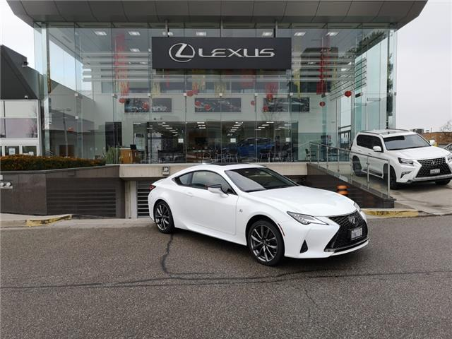 2021 Lexus RC 300  (Stk: 208364) in Markham - Image 1 of 29