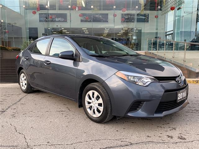 2016 Toyota Corolla  (Stk: 32370A) in Markham - Image 1 of 19