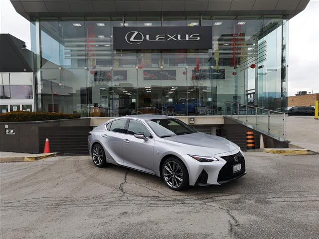 2021 Lexus IS 300  (Stk: 208589) in Markham - Image 1 of 29