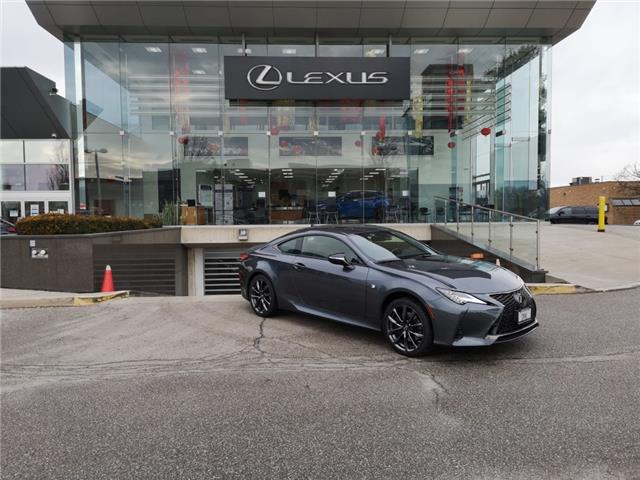 2021 Lexus RC 350  (Stk: 208509) in Markham - Image 1 of 29