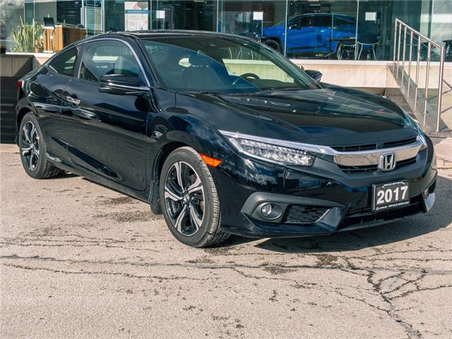 2017 Honda Civic  (Stk: 32497A) in Markham - Image 1 of 23
