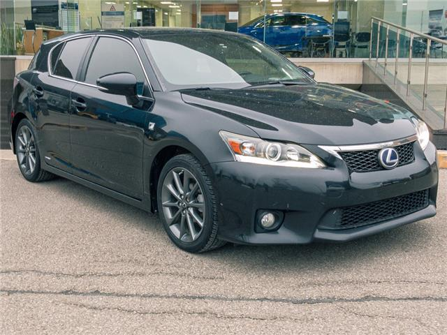 2012 Lexus CT 200h  (Stk: 32463A) in Markham - Image 1 of 23