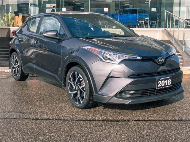 2018 Toyota C-HR  (Stk: 32450A) in Markham - Image 1 of 18