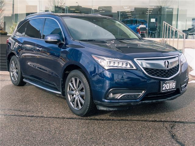 2016 Acura MDX  (Stk: 32524A) in Markham - Image 1 of 28