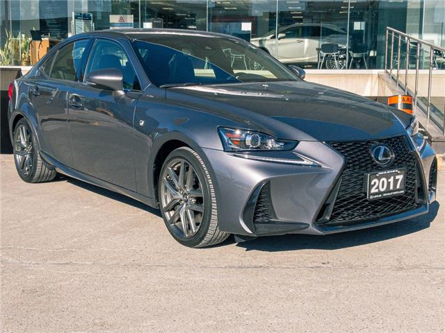2017 Lexus IS 300  (Stk: 32556A) in Markham - Image 1 of 26