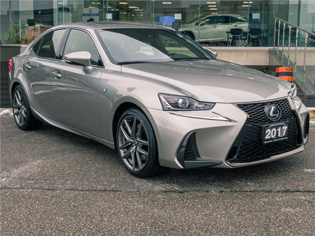 2017 Lexus IS 300  (Stk: 32574A) in Markham - Image 1 of 26