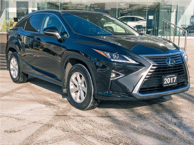 2017 Lexus RX 350  (Stk: 32535A) in Markham - Image 1 of 25