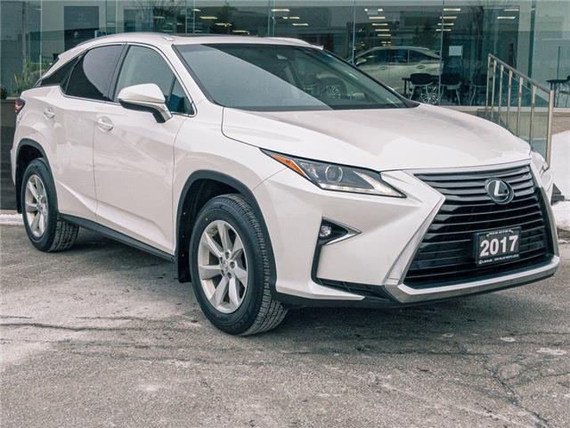2017 Lexus RX 350  (Stk: 32628A) in Markham - Image 1 of 24