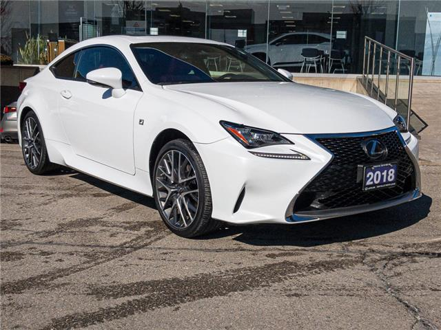 2018 Lexus RC 300  (Stk: 32696A) in Markham - Image 1 of 21