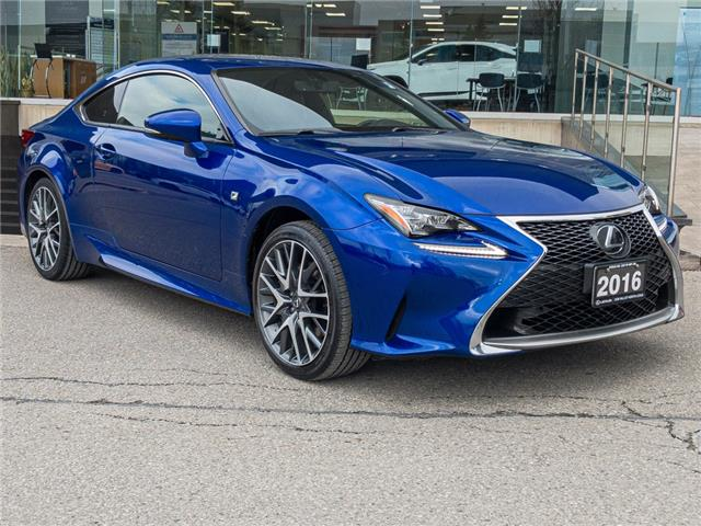 2016 Lexus RC 350  (Stk: 32662A) in Markham - Image 1 of 22
