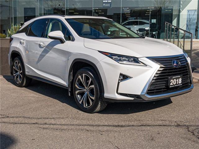 2018 Lexus RX 450h  (Stk: 32852A) in Markham - Image 1 of 27