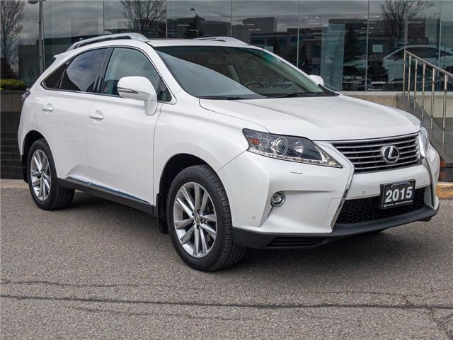 2015 Lexus RX 350  (Stk: 33100A) in Markham - Image 1 of 26