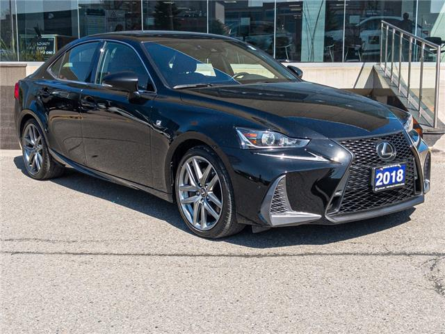 2018 Lexus IS 300  (Stk: 33072A) in Markham - Image 1 of 25