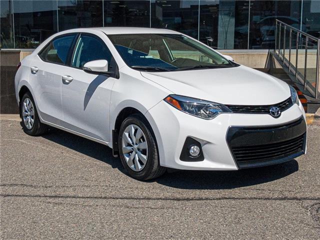 2016 Toyota Corolla  (Stk: 33099A) in Markham - Image 1 of 21