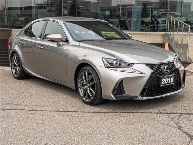 2018 Lexus IS 300  (Stk: 33211A) in Markham - Image 1 of 27