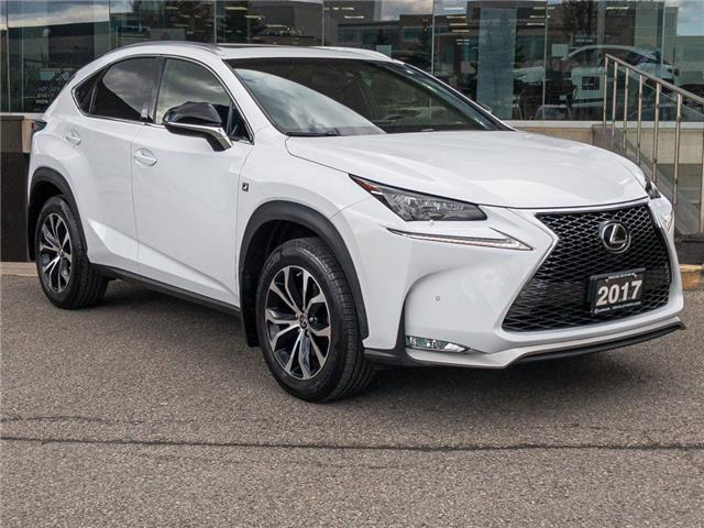 2017 Lexus NX 200t Base (Stk: 33306A) in Markham - Image 1 of 27