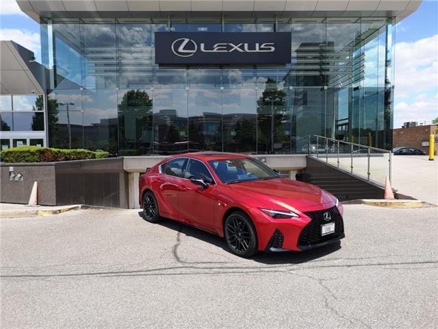 2021 Lexus IS 350 Base (Stk: 216662) in Markham - Image 1 of 28