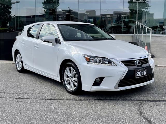 2016 Lexus CT 200h  (Stk: 33573A) in Markham - Image 1 of 17