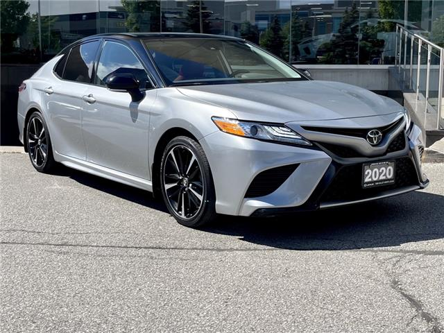 2020 Toyota Camry  (Stk: 33683A) in Markham - Image 1 of 24