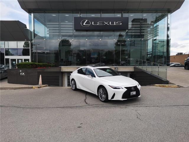 2021 Lexus IS 300 Base (Stk: 216417) in Markham - Image 1 of 30