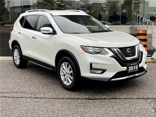 2019 Nissan Rogue SV (Stk: 14100471A) in Markham - Image 1 of 24