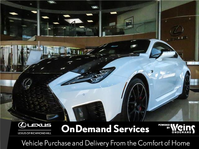 2020 Lexus RC F  (Stk: 190670) in Richmond Hill - Image 1 of 18