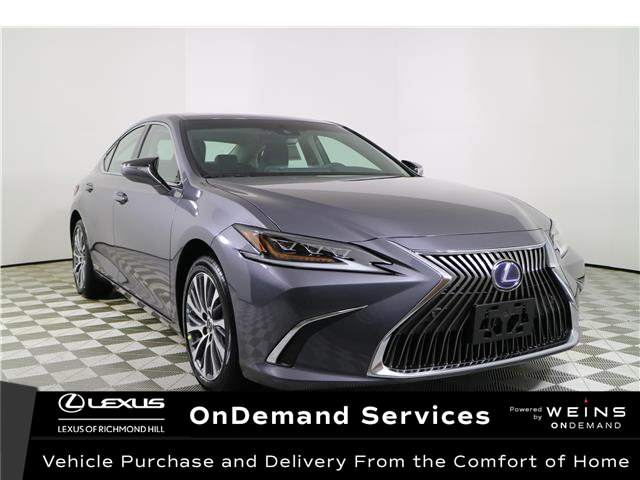 2020 Lexus ES 300h Premium (Stk: 191294) in Richmond Hill - Image 1 of 26