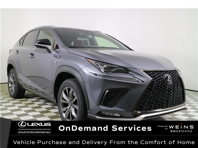 2020 Lexus NX 300 Base (Stk: 191395) in Richmond Hill - Image 1 of 32